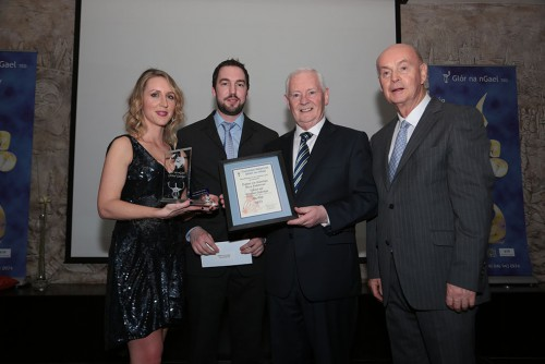 Duais Ghlór na nGael – Global Gaeilge 2013
