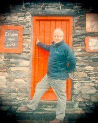 """Liam Ó Cuinneagáin """"Pearsa Thír Chonaill na Bliana"""""""